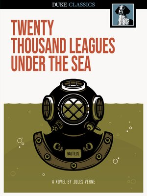 Cover of 20,000 Leagues under the Sea