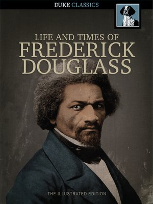 Cover of The Narrative of the Life of Frederick Douglass