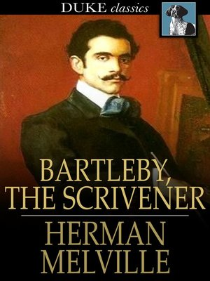 Cover of Bartleby, the Scrivener