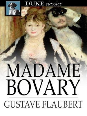 Click this cover for a(n) eBook sample of Madame Bovary.