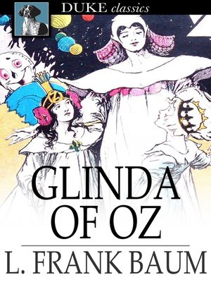 Click this cover for a(n) eBook sample of Glinda of Oz.