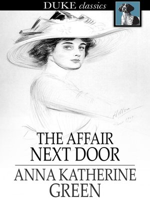 Click this cover for a(n) eBook sample of The Affair Next Door