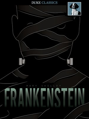 Click this cover for a(n) eBook sample of Frankenstein.