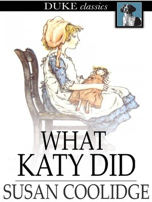 Click this cover for a(n) eBook sample of What Katy Did.