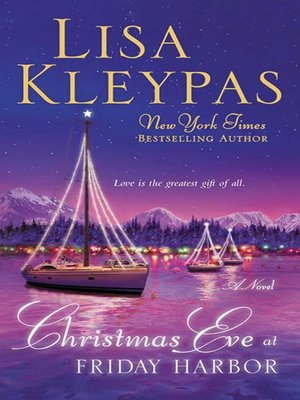 Click this cover for a(n) eBook sample of Christmas Eve at Friday Harbor.