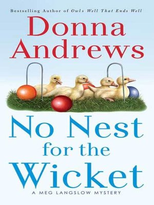 Cover of No Nest for the Wicket