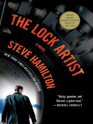 Cover of The Lock Artist
