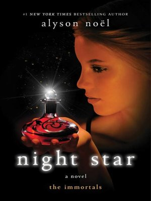 Click this cover for a(n) eBook sample of Night Star