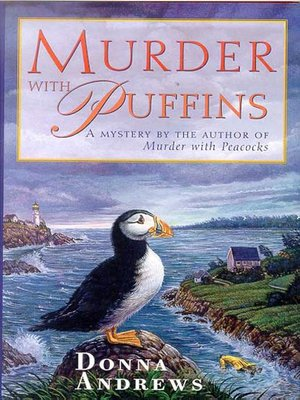 Click this cover for a(n) eBook sample of Murder With Puffins