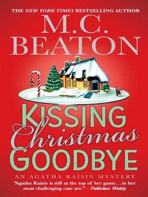 Click this cover for a(n) eBook sample of Kissing Christmas Goodbye.