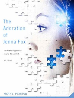 Click this cover for a(n) eBook sample of The Adoration of Jenna Fox.
