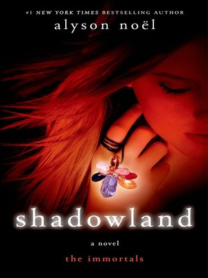Click this cover for a(n) eBook sample of Shadowland.