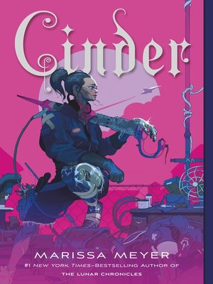 Click this cover for a(n) eBook sample of Cinder.