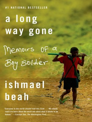 Click this cover for a(n) eBook sample of A Long Way Gone