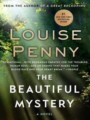 Cover of The Beautiful Mystery
