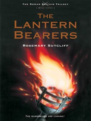Click this cover for a(n) eBook sample of The Lantern Bearers.