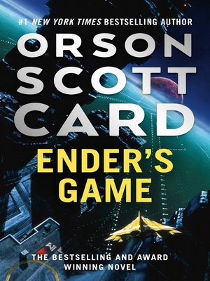 Click this cover for a(n) eBook sample of Ender's Game.