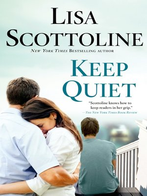 Cover of Keep Quiet