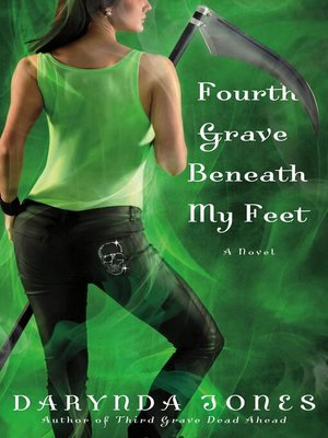 Click this cover for a(n) eBook sample of Fourth Grave Beneath My Feet