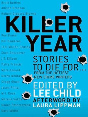 Cover of Killer Year
