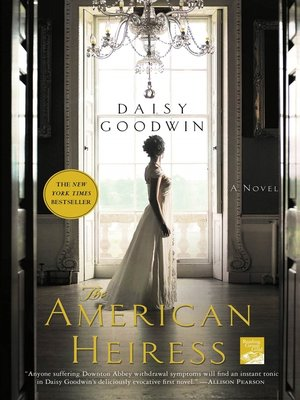 Click this cover for a(n) eBook sample of The American Heiress