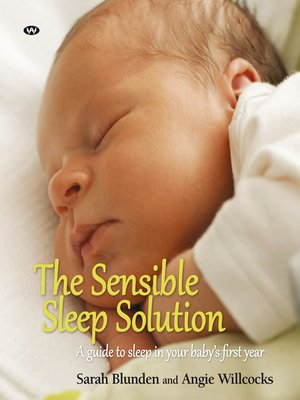 The Sensible Sleep Solution