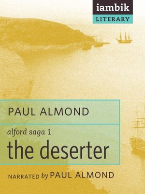 Click this cover for a(n) Audiobook sample of The Deserter.