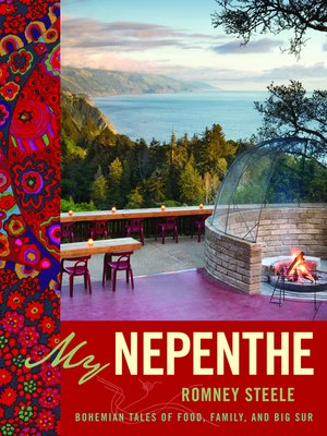 Click this cover for a(n) eBook sample of My Nepenthe.