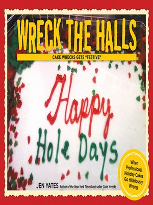Click this cover for a(n) eBook sample of Wreck the Halls.
