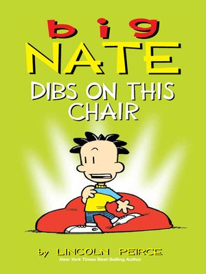 Click this cover for a(n) eBook sample of Dibs on This Chair.