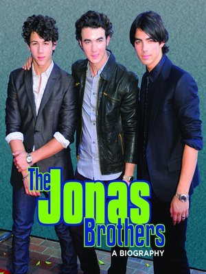 Cover of The Jonas Brothers