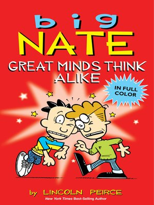 Click this cover for a(n) eBook sample of Great Minds Think Alike