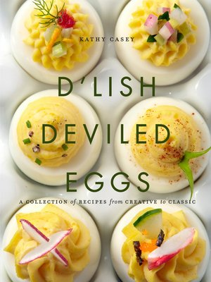 Click this cover for a(n) eBook sample of D'Lish Deviled Eggs