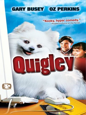 Click this cover for a(n) Video sample of Quigley