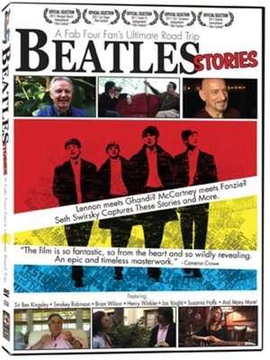Cover of Beatles Stories