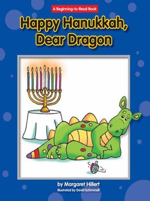 Click this cover for a(n) eBook sample of Happy Hanukkah, Dear Dragon.