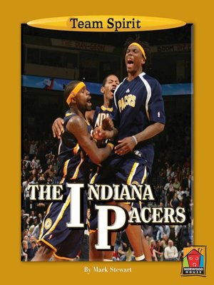 Click this cover for a(n) eBook sample of The Indiana Pacers.