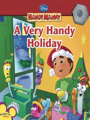 Click this cover for a(n) Online eBook sample of Very Handy Holiday