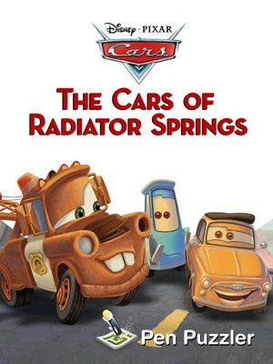Cars of Radiator Springs