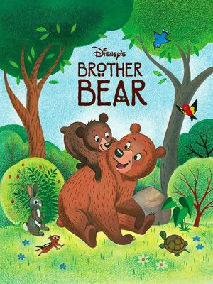 Cover of Brother Bear Picture Book