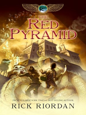 Click this cover for a(n) eBook sample of The Red Pyramid