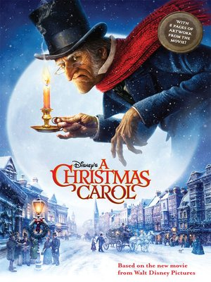 Click this cover for a(n) eBook sample of A Disney's Christmas Carol