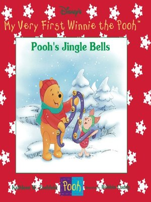 Click this cover for a(n) Online eBook sample of Pooh's Jingle Bells.