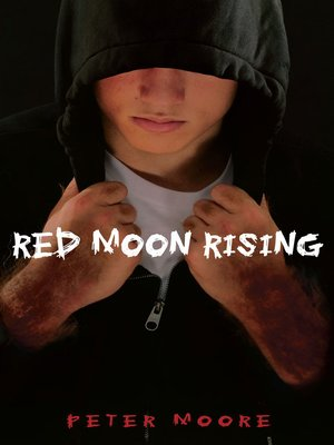 Cover of Red Moon Rising