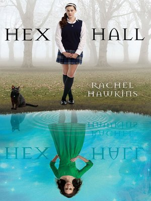 Click this cover for a(n) eBook sample of Hex Hall.