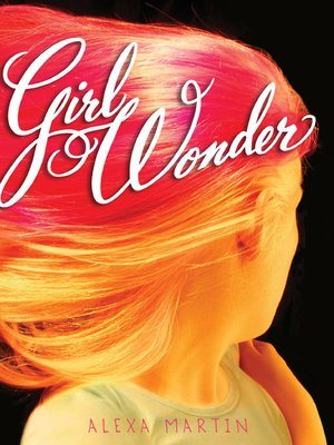 Click this cover for a(n) eBook sample of Girl Wonder.
