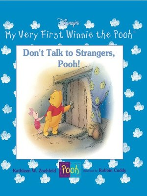 Don't Talk to Strangers, Pooh