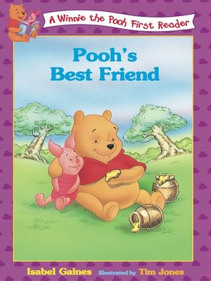 Click this cover for a(n) Online eBook sample of Pooh's Best Friend, Volume 7