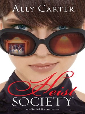 Click this cover for a(n) eBook sample of Heist Society.