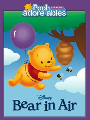 Click this cover for a(n) Online eBook sample of Bear in Air.